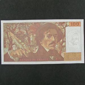 100 Francs  Delacroix 1995, SPL