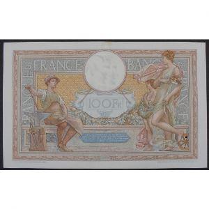 100 Francs Luc Olivier Merson 2.2.1939, G.64320, TTB+