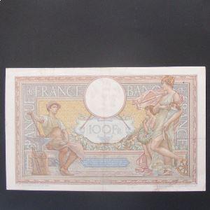 100 Francs Luc Olivier Merson 7.7.1938, TTB