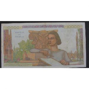 10000 Francs Génie Français 2.2.1956, Z.10713, TB+