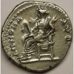 Photo numismatique Monnaies Empire Romain TITUS (79-81) Denier