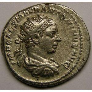 Photo numismatique Monnaies Empire Romain ELAGABALE (218-222) Antoninien
