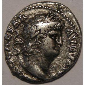 Photo numismatique Monnaies Empire Romain NERON (54-68) Denier