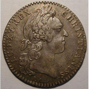 Photo numismatique Monnaies Jetons et médailles Jeton de Louis XV Etats de Bretagne