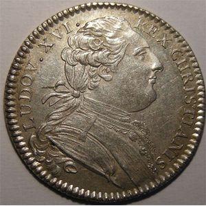 Photo numismatique Monnaies Jetons et médailles Jeton de Louis XVI Etats de Bretagne