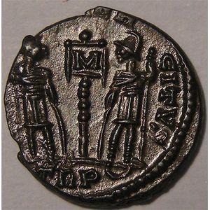 Photo numismatique Monnaies Empire Romain CONSTANS (333-350) Centenionalis ou Nummus