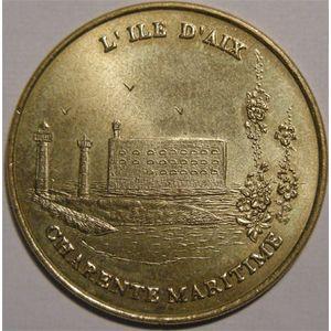 Photo numismatique Monnaies Jetons et médailles Jetons Touristiques de la Monnaie de Paris Département 17 Charente Maritime