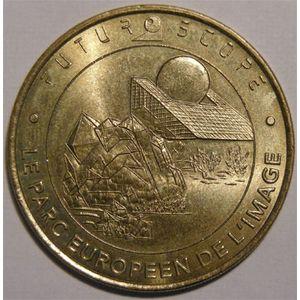 Photo numismatique Monnaies Jetons et médailles Jetons Touristiques de la Monnaie de Paris Département 86 Vienne