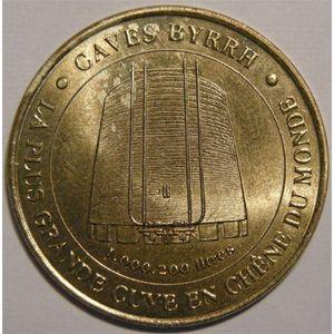 Photo numismatique Monnaies Jetons et médailles Jetons Touristiques de la Monnaie de Paris Département 66 Pyrénées-Orientales