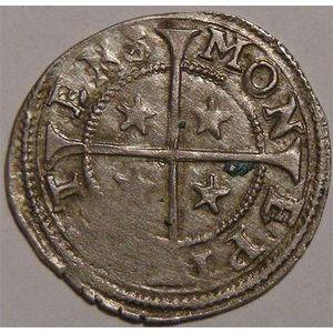 Photo numismatique Monnaies Lorraine Evêché de Metz Robert de Lenoncourt (1551-1555)
