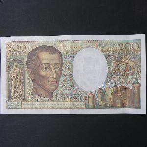 200 Francs Montesquieu  1984, TTB+