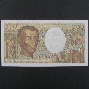 200 Francs Montesquieu 1991, SPL