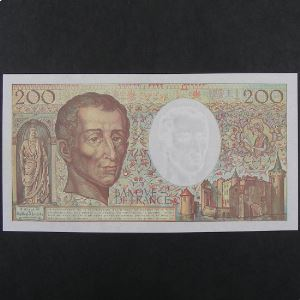 200 Francs Montesquieu 1994, SUP+