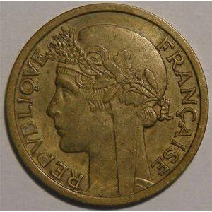 Photo numismatique Monnaies Etrang�res Afrique Occidentale Fran�aise 1 Franc