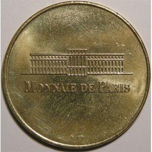 Photo numismatique Monnaies Jetons et médailles Jetons Touristiques de la Monnaie de Paris Département 75 Paris