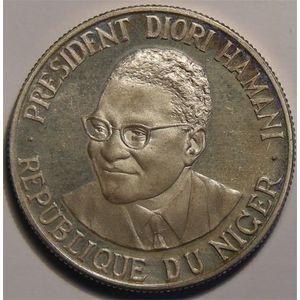 Photo numismatique Monnaies Etrang�res Niger 500 Francs