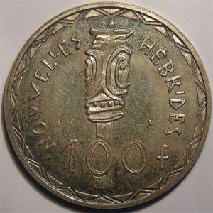 Photo numismatique Monnaies Etrangères Nouvelles-Hébrides Essais