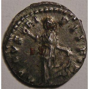 Photo numismatique Monnaies Empire Romain FAUSTINE JUNIOR (�pouse de Marc-Aur�le) Denier