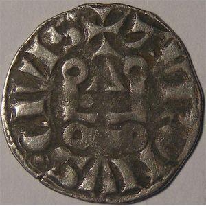 Photo numismatique Monnaies Royales Françaises PHILIPPE III ( 1270-1285) Denier tournois