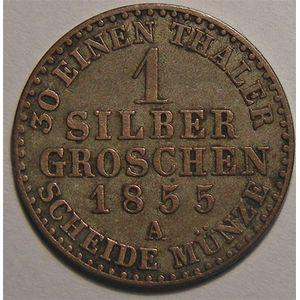 Photo numismatique Monnaies Etrangères Allemagne Anhalt