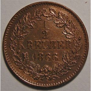 Photo numismatique Monnaies Etrangères Allemagne Baden