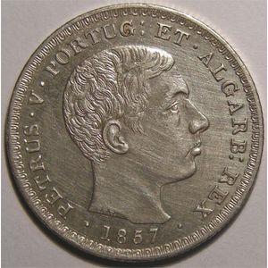 Photo numismatique Monnaies Etrangères Portugal 500 Reis