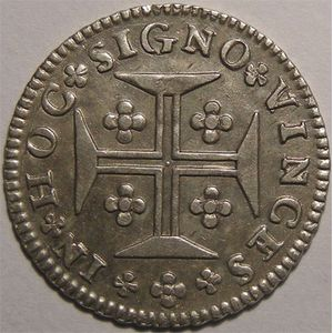 Photo numismatique Monnaies Etrang�res Portugal 120 Reis