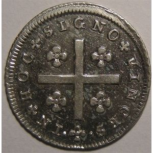 Photo numismatique Monnaies Etrangères Portugal 80 Reis