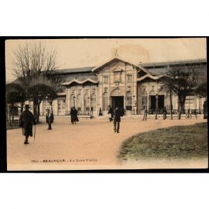 25 - BESANCON (Doubs) - La Gare Viotte