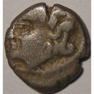 Photo numismatique Monnaies Gauloises Allobroges Denier IAZVS