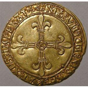 Photo numismatique Monnaies Royales Françaises LOUIS XII (1498-1514) Ecu d'or au soleil