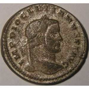 Photo numismatique Monnaies Empire Romain DIOCLETIEN (284-305) Follis