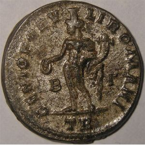 Photo numismatique Monnaies Empire Romain MAXIMIEN HERCULE (286-310) Follis