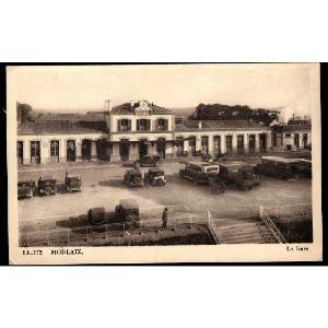 29 - MORLAIX (Finistère) - La Gare