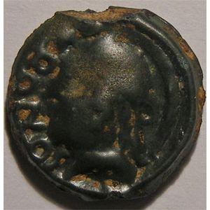 Photo numismatique Monnaies Gauloises Séquanes Potin
