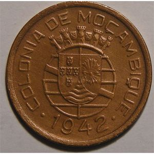Photo numismatique Monnaies Etrang�res Mozambique 10 Centavos
