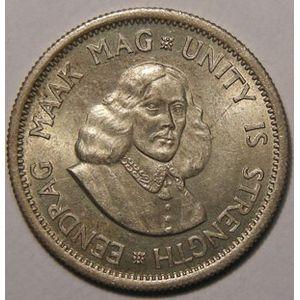 Photo numismatique Monnaies Etrangères Afrique du Sud 10 Cents