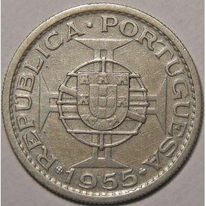 Photo numismatique Monnaies Etrang�res Mozambique 10 Escudos