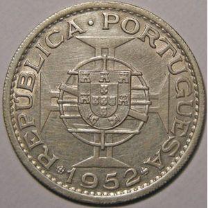 Photo numismatique Monnaies Etrang�res Mozambique 20 Escudos