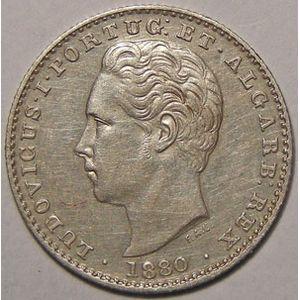 Photo numismatique Monnaies Etrang�res Portugal 100 Reis