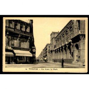 31 - TOULOUSE - Rue Alsace - Le Musée