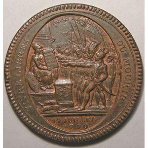 Photo numismatique Monnaies La Révolution Monneron de 5 Sols