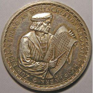 Photo numismatique Monnaies Jetons et médailles Allemagne