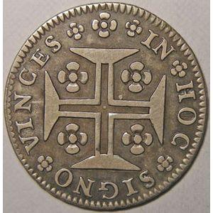 Photo numismatique Monnaies Etrangères Portugal 200 Reis