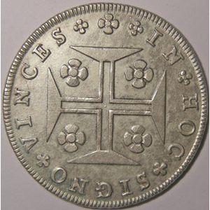 Photo numismatique Monnaies Etrang�res Portugal 400 Reis