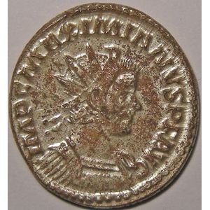 Photo numismatique Monnaies Empire Romain MAXIMIEN HERCULE (286-310) Antoninien