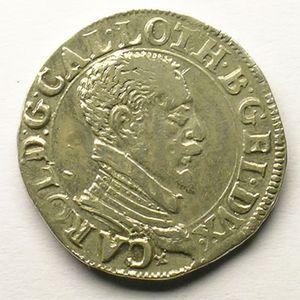 Photo numismatique Monnaies Lorraine Duché de Lorraine Charles III (1545-1608)