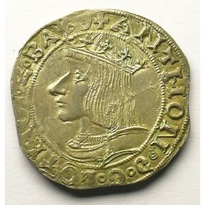 Photo numismatique Monnaies Lorraine Duché de Lorraine Antoine (1508-1544)