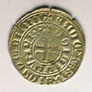 Photo numismatique Monnaies Royales Françaises PHILIPPE IV dit Philippe le Bel (1285-1314) Maille tierce à l'O rond