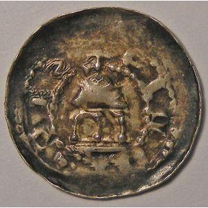 Photo numismatique Monnaies Lorraine Evêché de Metz Etienne de Bar (1120-1162)